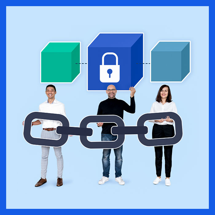 Blockchain-square